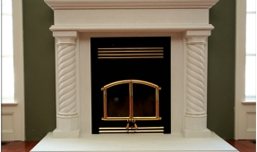fireplace-mantel-integral-piece-of-furnishing